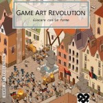 copertina Game Art REvolution fronte