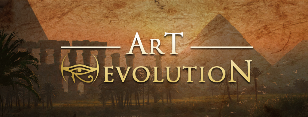 Art (R)Evolution per Assassin's Creed Origins